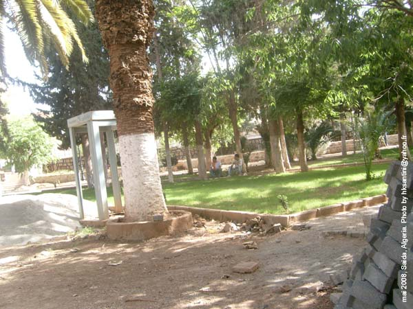Le Jardin Du 20 Ao T En Travaux R Seau Saida Nature