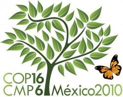 Logo de la Conférence de Cancun sur le climat